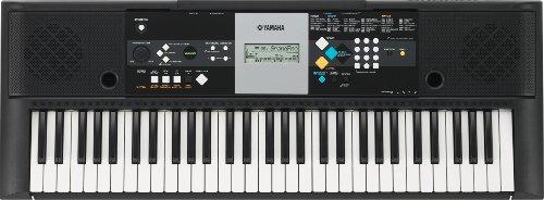 Yamaha PSR-E223 Keyboard inkl. Netzteil (Yamaha Generatoren)