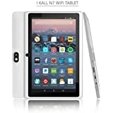 I Kall N7 7 Inch Display Tablet (2-16GB, Wi-fi, Android 6.0 Marshmallow)
