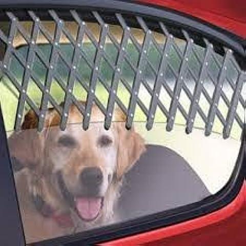 Eximtrade Universal Auto Coche Mascota Ventana Barrera Asiento Trasero Perros Gatos Animal