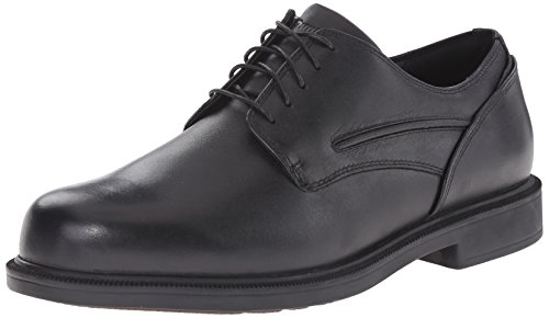 Dunham Men's Burlington Black Oxford, Black, 45.5 B(N) EU