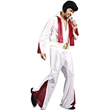 Fyasa Disfraz de Elvis 706061-T04 , grande