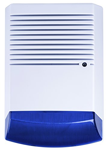 Am Tech S8175 Solar Powered Dummy Alarm Box