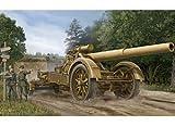 Trumpeter 2314 - Mortero alemán de 21 cm [Importado de Alemania]