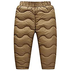 ARAUS Pantalones Abrigos de...