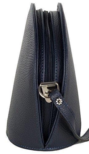 Taschenloft, Borsa a tracolla donna Small Blu (Blu navy)