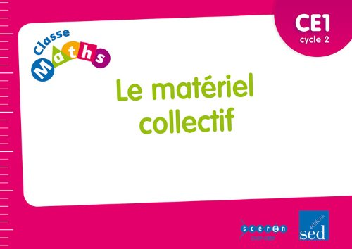classe-maths-ce1-matriel-collectif
