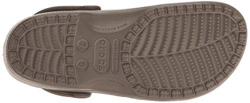 crocs Unisex-Erwachsene Baya Clogs Braun (Chocolate)