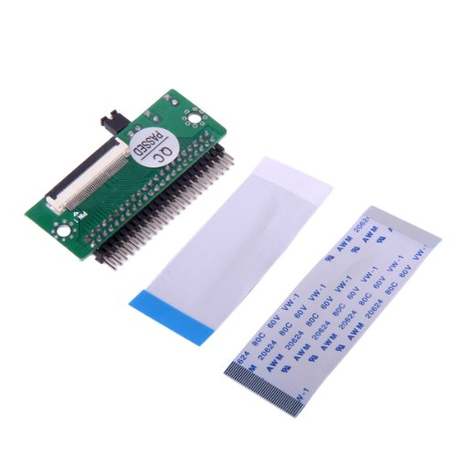 Preisvergleich Produktbild 1,8-Zoll-Festplatte HITACHI TOSHIBA ZIF auf 2.5 IDE Adapter