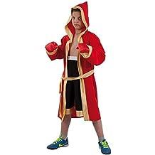 DISBACANAL Disfraz Boxeador Infantil - Único, ...