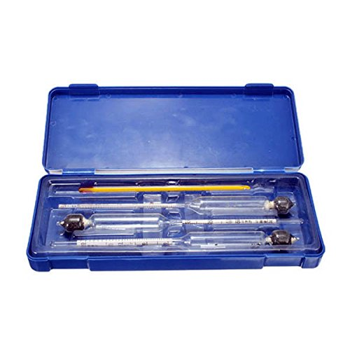 Medidor de alcohol, instrumento de medición de fuego, vinómetro, termómetro, herramienta de barra...