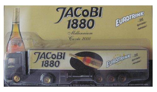Eurotrink Nr.029 - Jacobi 1880 Weinbrand - Scania 124L 420 - Sattelzug