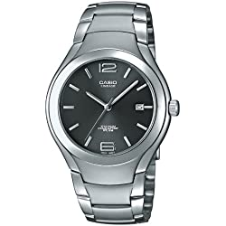 Casio Women's Quartz Watch Lin-169-8AVEf LIN-169-8AVEF with Metal Strap