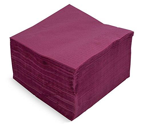 Saten Collection, Servilleta 40x40, 2 capas, pliegue