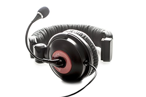 PlaySonic Alpha Wired Mono Chat Headset (PS4/Nintendo DS/Sony PSP/Mac/PC)