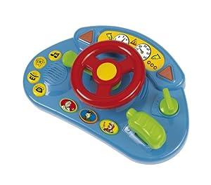Simba Toys 104019627 ABC - Salpicadero de aprendizaje Importado de Alemania