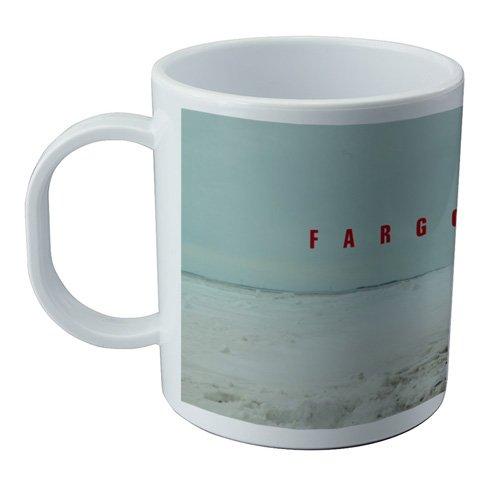 Taza y pegatina de la serie Fargo