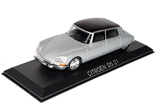 citroen-ds21-limousine-silber-schwarz-1-43-modellcarsonline-modell-auto-mit-individiuellem-wunschken
