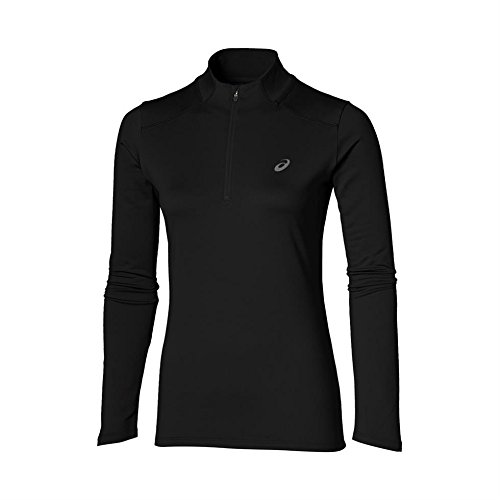 ASICS ESSENTIAL WINTER LS 1/2 ZIP TOP L