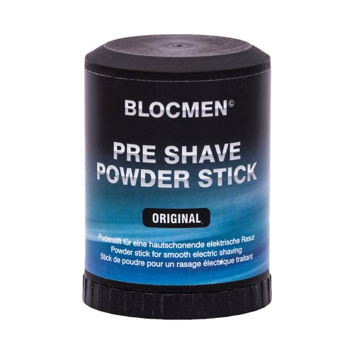 BLOCMEN Original Pre Shave Powder Stick New 60 g Puder - Pre Shave Powder Stick