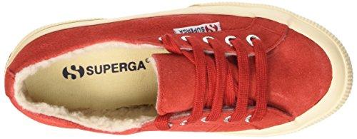 Superga 2750-Suebinj, Scarpe per bambini, Unisex - bambino Ag1 Indian Red