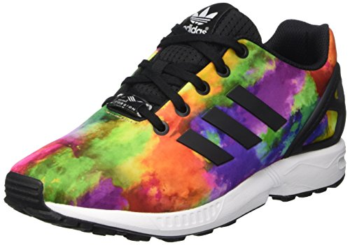 adidas Originals ZX Flux, Baskets Basses Mixte Enfant