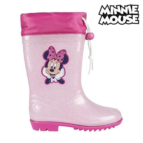 Minnie Mouse Disney - Botas de Agua PVC (28 EU)
