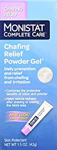 Monistat Soothing Care Skin Protection Powder Gel - 1.5 Oz