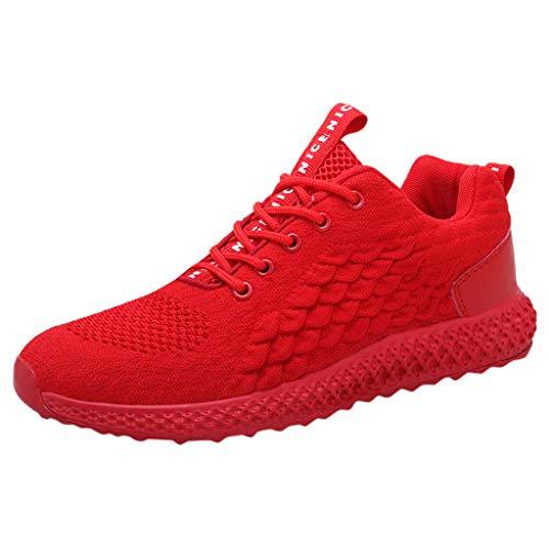 Scarpe da Corsa alla Moda Sneakers Lunghe Scarpe Larghe Casual Street-Style Scarpe da Ginnastica Palestra Scarpa da Corsa Palestra Scarpe Calcetto Scarpe da Pallacanestro