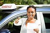 druck-shop24 Wunschmotiv: Integration Führerschein als afrikanische Frau bestanden mit 17#121017388 - Bild als Foto-Poster - 3:2-60 x 40 cm/40 x 60 cm