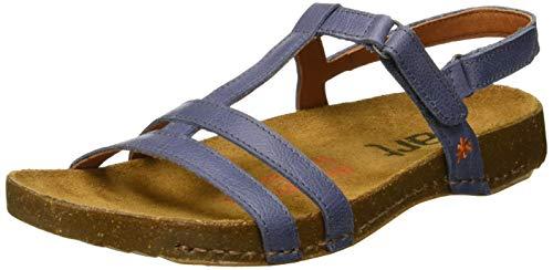 Art Damen 0946 Memphis Artic/i Breathe Peeptoe Sandalen, Blau, 40 EU - Art Schuhe