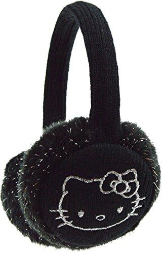 Childrens-Girls-Hello-Kitty-Winter-Warm-Ear-Muffs-earmuffs
