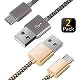 OTISA Cable USB C Cable USB Type C - Lot de 2/1.8M Charge Rapide Compatible avec...