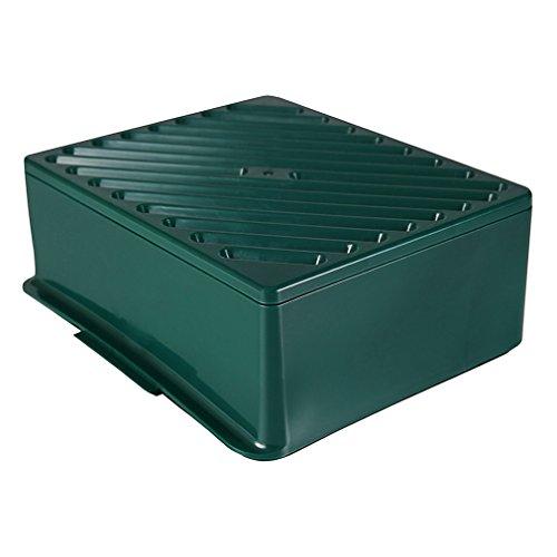 PATONA Hygiene Mikrofilter HEPA Allergie Filter für Vorwerk Tiger VT250 VT251 VT252 Staubsauger   Aktiv-Filtersystem