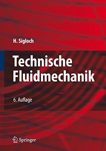 Technische Fluidmechanik - Luft Über Motor