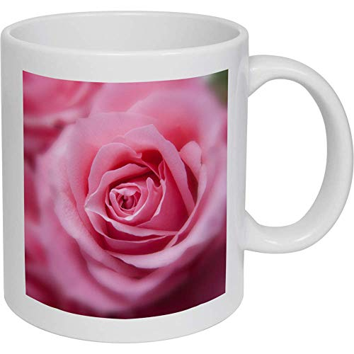 Azeeda 320ml 'Pinke Rose' Kaffeetasse / Becher (MG00003600)