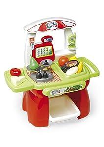 Chicos-84108 Mi Primer Supermercado, Multicolor (84108)