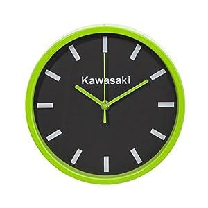 Kawasaki Wanduhr 186SPM0013 - Motorrad-Jankwitz