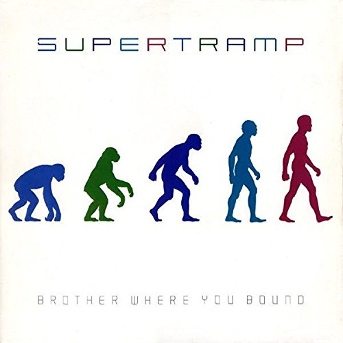 Supertramp - Brother Where You Bound - A&M Records - 395 014-1