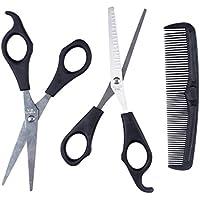 Cortar 1set del pelo y las tijeras de reducción Tijeras Peluquería Set Peine Thinner Styling