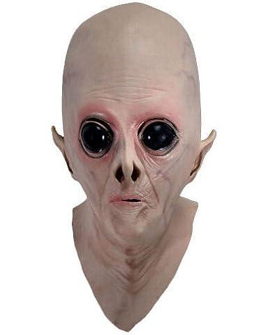 Alien Halloween Décorations - Edealing 1PCS Alien Halloween Deluxe Latex chef