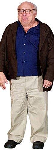 Danny Devito Celebrity Cutouts Figura de cartón (LifeSize o Mini tamaño). Soporte para ponerlo de pie. Se aguanta de.