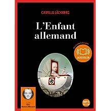 L'Enfant allemand: Livre audio 2 CD MP3
