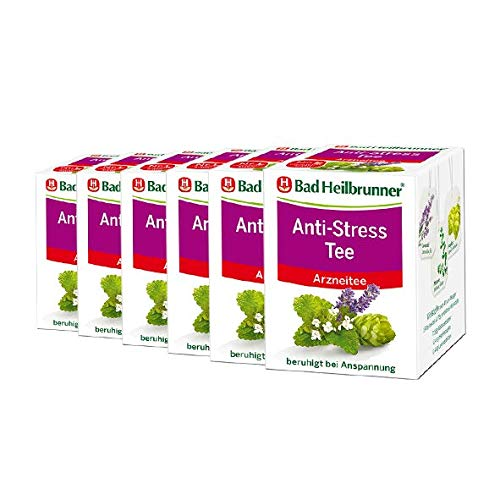 Bad Heilbrunner® Anti-Stress Tee - 6er Pack