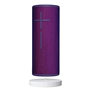 Ultimate Ears BOOM 3 Wireless Bluetooth Speaker (Bold Sound + Deep Bass, Bluetooth, Magic Button, Waterproof, Battery 15 hours, Range 150 feet), Ultraviolet Purple with POWER UP Charging Dock (B07HQZT7L7) | Amazon price tracker / tracking, Amazon price history charts, Amazon price watches, Amazon price drop alerts