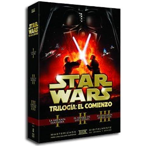 Trilogía Star Wars: El comienzo