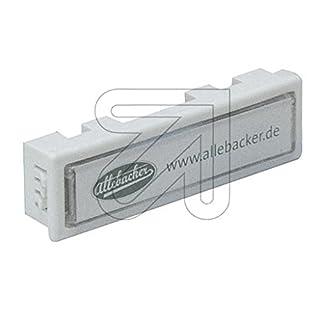 10er Pack Klingeltaster weiss 00AW-KT-80014