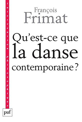 Télécharger en ligne Qu'est-ce que la danse contemporaine ?: Politiques de l'hybride pdf, epub ebook
