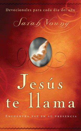 Jesús te llama: Encuentra paz en su presencia por Sarah Young