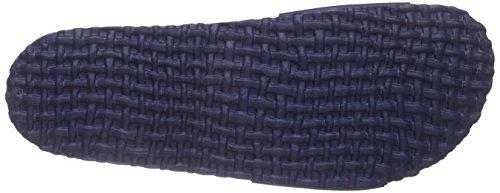 El Naturalista Waraji, Chaussons Femme Bleu (bleu Marine)