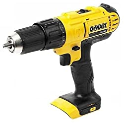 DEWALT 18V CORDLESS LITHIUM COMBI HAMMER DRILL XR BODY ONLY ***